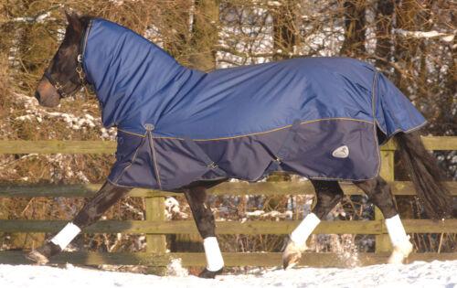 Masta turnoutmasta 350g fixé cou hiver épais cheval participation tapis couverture