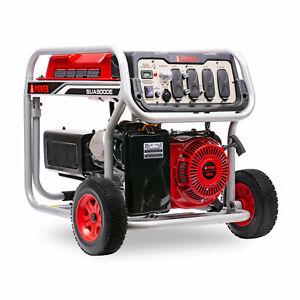 A-iPower SUA9000E 9000 Watt Portable Gasoline Powered Electric Start Generator