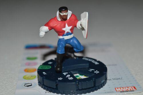 Marvel Heroclix Civil War Battlestar Uncommon 015