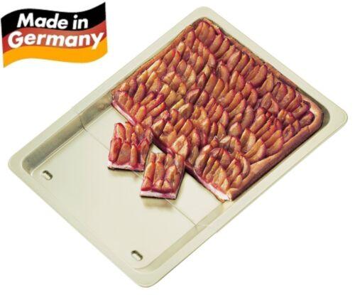 Fisko Keramik Backblech ausziehbar Pizzablech antihaftbeschichtet verstellbar