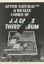 J.J. Cale LP advert ZigZag Clipping 1974