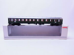 Lot-81378-Marklin-H0-43930-Wagon-Train-Rapide-1-2-Classe-DB-comme-Neuf-IN-Ovp