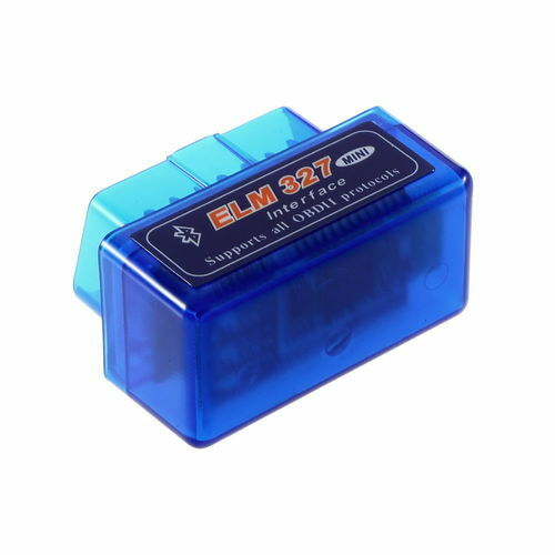 Mini ELM327 V1.5 OBD2 II Bluetooth Diagnostic Car Auto Interface Scanner Android