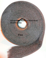 Stainless Steel Wool Reel 5 lb Reel - Fine