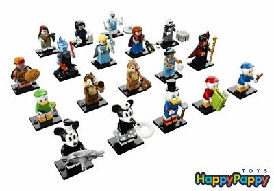 Baukästen & Konstruktion Baukästen & Konstruktion Sealed Zum Auswählen Um 50 Prozent Reduziert SchöN Lego 71024 Disney Minifiguren Serie 2 Neu Und Ungeöffnet