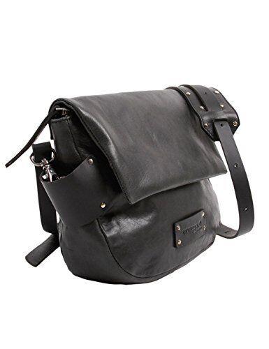 No Hüftgold 24x17x8 Dark Cm mann Umhängetaschen 103 Grey Bag gBfqvH