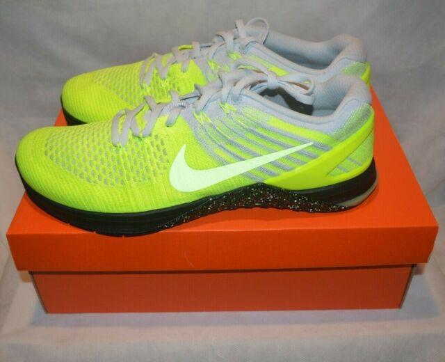 Nike Metcon 3 Flyknit DSX Men's Shoes Sneakers Sizes 11 Shoes 852930 701