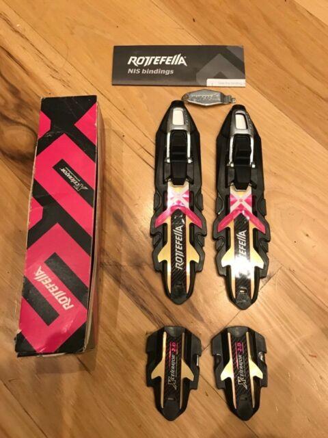 *New* NNNNIS Rottefella Xcelerator 2.0 Skate Ski Bindings