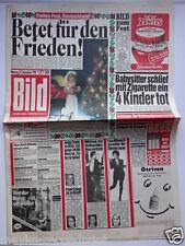 Bild Zeitung - 24.12.1990, Milva, Liza Minelli, Harald Juhnke, Heike Rusch