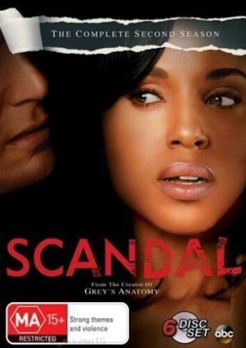 1 of 1 - SCANDAL Season 2 : NEW DVD