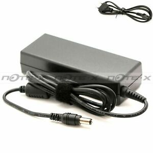 Laptop Power Charger 15 V 6 A 90 W for Toshiba Tecra a10