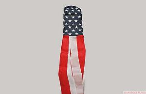 USA Windsock wind sock 5 feet 150cm flag flags U.S.A. AMERICAN UNITED STATES