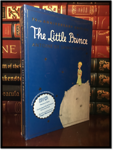 The-Little-Prince-by-Saint-Exupery-Sealed-70th-Anniv-Deluxe-Hardcover-Gift-Set