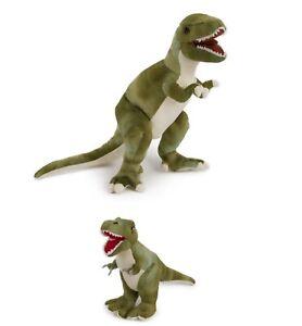 1 plüschtier t-rex dinosaurier dino dinos saurier stofftiere kuscheltiere tier | ebay