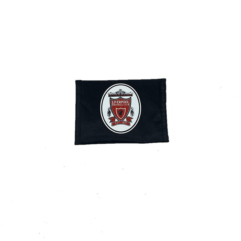 Reebok Original Liverpool Crest Wallet 3 - Blue - One Size