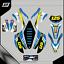 Grafiche-personalizzate-TM-RACING-EN-MX-250-F-CROSS-RiMotoShop-Ultra-grip miniatura 3