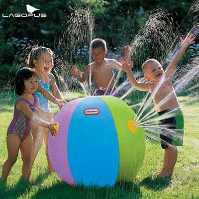 Im Freien Aufblasbares Wasserball Sommer Strand Ball Rasen Ball Spielzeug Hochwertige Materialien Kinderbadespaß