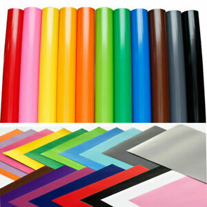 1 x A4 Sheet of Self Adhesive Vinyl Sticky Back Plastic