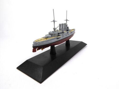 SMS Braunschweig 1902-1:1250 battleship IXO military Class Liner boat WS62