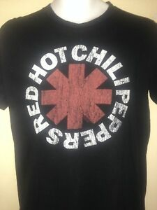 RED-HOT-CHILI-PEPPERS-2013-MEDIUM-OFFICIAL-T-SHIRT-ROCK-ANTHONY-KIEDIS-BRAVADO