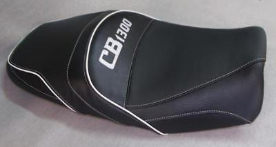 Sitzbezug Neuer Sitzbankbezug für Honda CB1300 CB 1300 Bezug incl Stickerei