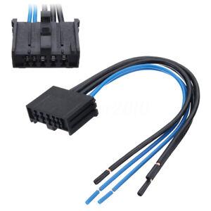 Resistance-Chauffage-Ventilateur-Cable-Connecteur-pour-Peugeot-206-307-Citroen