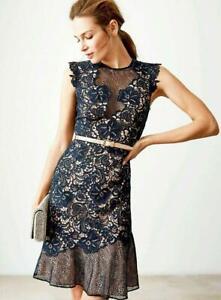 HUGE-SUMMER-SALE-June-lace-floral-dress-originally-made-for-Reiss-RRP-250