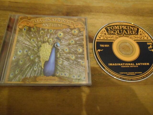 CD VA Imaginational Anthem : A Guitar Anthology (16 Song) TOMPKINS SQUARE jc