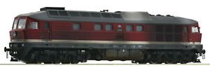 ROCO-h0-52498-Locomotive-BR-132-285-8-de-la-DR-Vieilli-034-Nouveaute-2020-034-NEUF-neuf-dans-sa