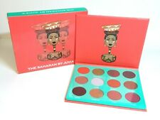 The Saharan Eyeshadow Palette by Juvia's 100 Authentic