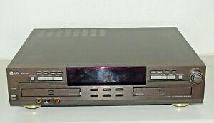 LG ADR-620 Audio CD-Recorder mit Doppellaufwerk / Doppel LW 2 Jahre Garantie