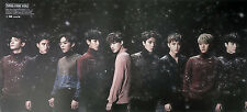EXO - Sing For You (Winter Special) [Black ver.] OFFICIAL POSTER with Tube Case