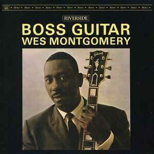 Wes-Montgomery-Boss-Guitar-New-CD-Bonus-Tracks-Rmst