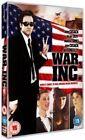War Inc 2008 DVD UK Video Drama Movie Region 2