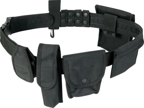 NEW DELUXE VIPER POLICE BODYGUARD PATROL BELT SYSTEM
