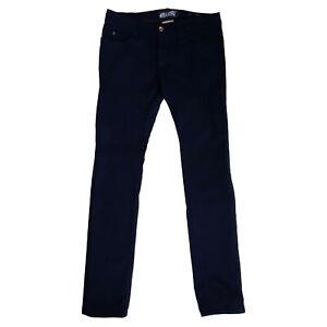 Lip-Service-Kill-City-Mod-Black-Skinny-Mens-Jeans-80s-90s-Gothic-Punk-Size-31