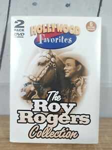 The Roy Rogers Collection 2- DVD Box Set Brand New Free Shipping