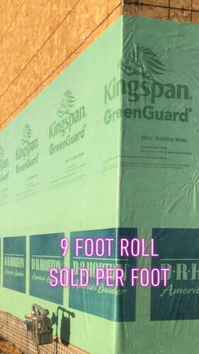 house wrap Green Guard Massage Me For Full Roll For Just $120 FreeShipping Tyvek