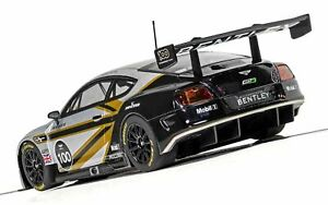 Scalextric-Slot-Car-Bentley-Continental-GT3-Centenary-Edition-C4057A