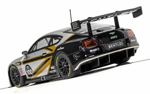 SCALEXTRIC Slot Car Bentley Continental GT3-Centenary Edition-C4057A
