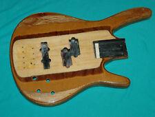 1990 Washburn AXXESS Active Bass Guitar Original Custom Body