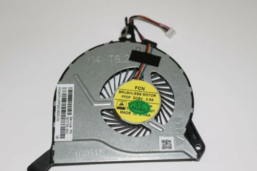New CPU Fan for HP Pavilion 15-p157cl 15-p140nr 15-p143cl 15-p167nr Laptop