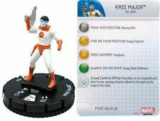 Heroclix Guardians of the Galaxy set Kree General #017b Uncommon figure w//card!