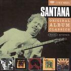 Original Album Classics: Inner Secrets/Marathon/Zebop!/Shango/Freedom [Box] by Santana (CD, Mar-2009, 5 Discs, Sony BMG)