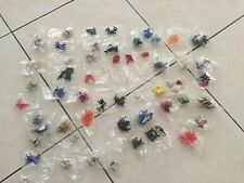 Bandai Gashapon lot #3 gundam (NEW)