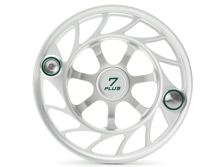 Hatch Gen 2 Finatic Extra Spool - Size 7 Plus Large Arbor - Clear Green - New