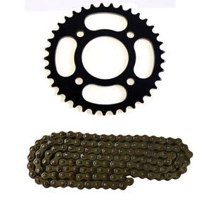 37-Teeth-420-Rear-Chain-Sprocket-420-132-L-Chain-PIT-PRO-BIKE-ATV-110cc-140cc