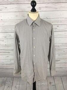 Striped 16.5 Kraftvoll Hugo Boss Formal Shirt Great Condition Men's Modern Und Elegant In Mode