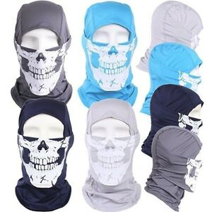 In hot weather Cool Balaclava / For Hot & Warm Weather / Desert Face Full Hat