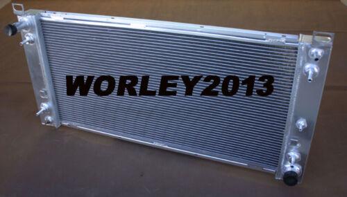 Suburban 2500 6.0 V8 00-10 Aluminum radiator for CHEVY Suburban 1500 5.3 00-13